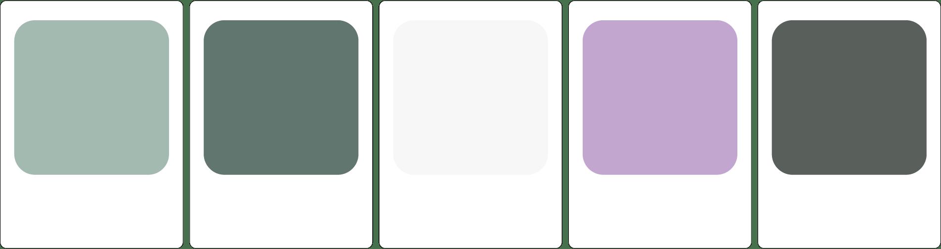 Kleurenpalet marieke jacobs