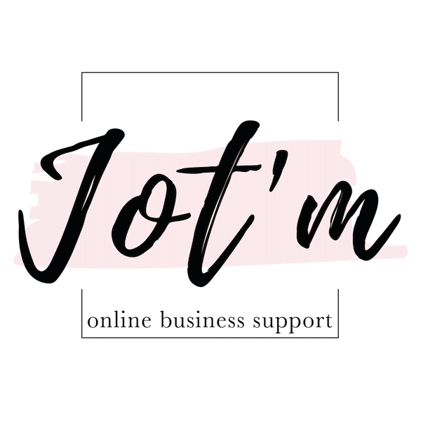 Jot'm online business support